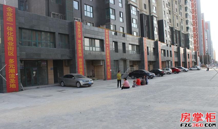 京南一品实景图
