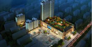 尚科世纪城项目为高层 主力52平-138.43平
