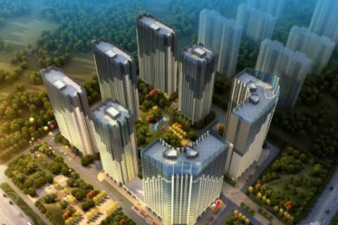 碧桂园悦公馆规划高层loft公寓产品 5#在售