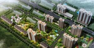 浩正渼林湾目前价格待定 建筑面积约16万平