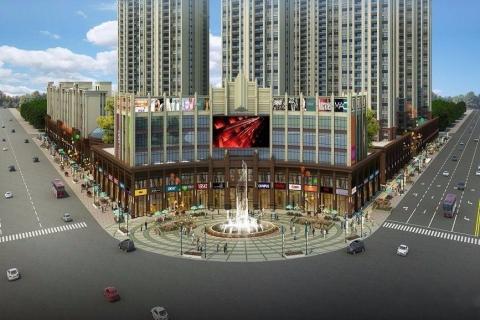盈泰华府现多户型住宅在售 整体工程已完成