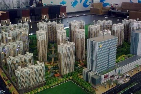 星湖城公寓式住宅城市综合体 少量房源在售