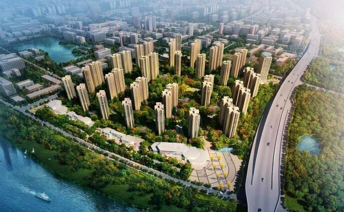 中国电建湘熙水郡