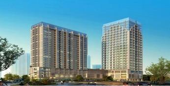 大汉海派加推37-78平复式公寓 拥4.5米层高