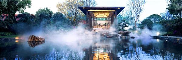 龙湖·双珑原著示范区实景图