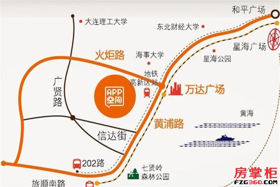 中国航天揽月湾项目图解