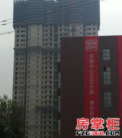 中国航天揽月湾实景图