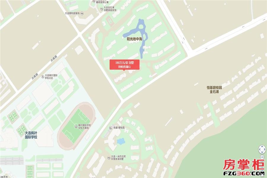 纳帕青澜山交通图