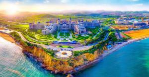 大连金石滩鲁能胜地海岸别墅 享受滨海度假生活新方式