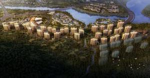 福州温泉城主推大四房住宅 均价12000元/平起