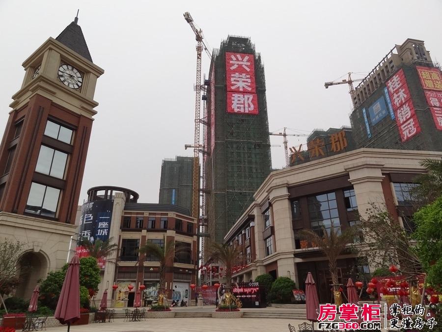 兴荣郡项目实景 2015 5