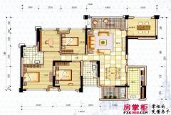 兴汇城3期11#13# 户型