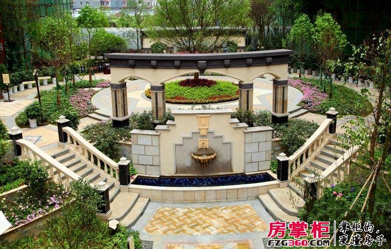 中海元居小区实景(2012.05)
