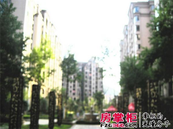 中海元居实景图