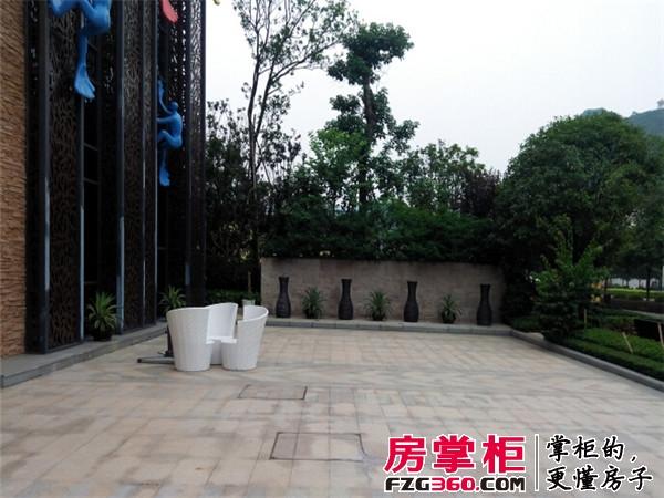 象山博望园实景图