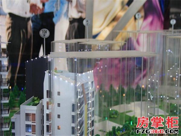 百年荟城市广场实景图
