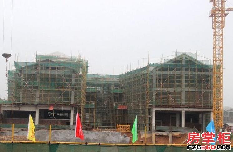 希宇城实景图