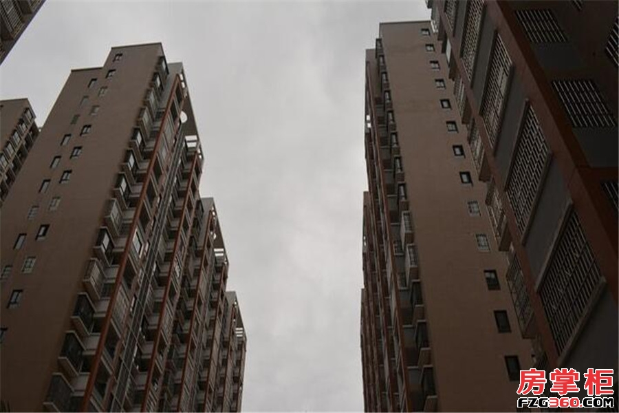 盛祥现代城实景图