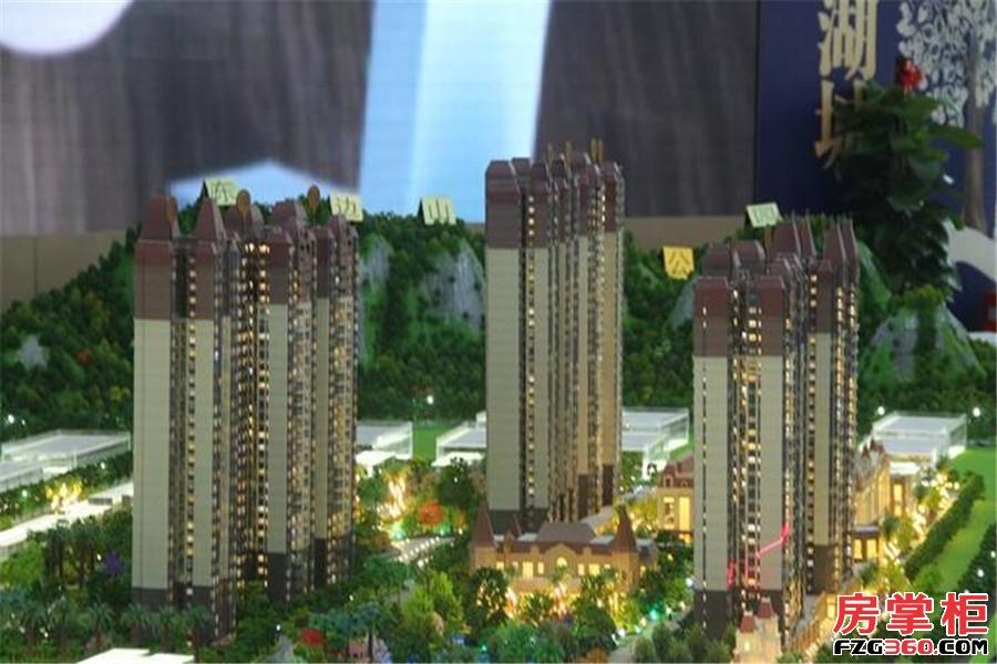 桂林恒大城实景图