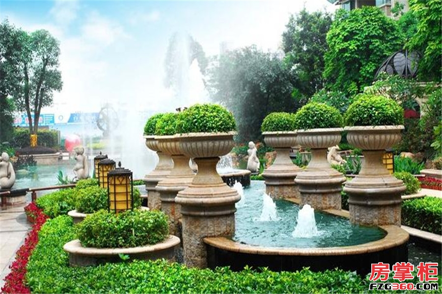 桂林恒大城效果图