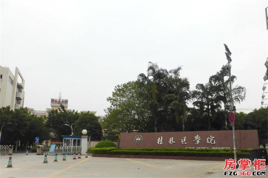 兴进漓江郡配套图