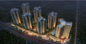 香林郡新主推3+1户型 楼层任选全采光设计