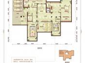 广源栖山墅独栋别墅28、31、35、37#A2户型:负一层