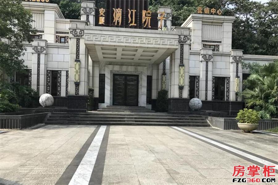 安厦漓江观澜实景图