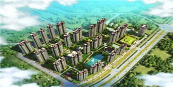 桂林恒大城升级四房将面市 总占地约260亩