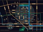 金地大运河府 交通图