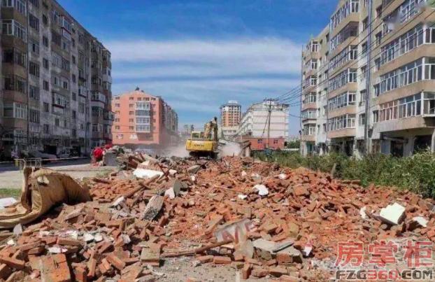 哈尔滨8月1日前拆除