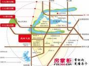 禹洲天境交通图区位图