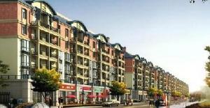 盛世新城在售76-95平高层 均价10500元/平