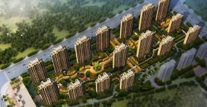斌峰时代城101-104㎡户型 均价10500元/㎡
