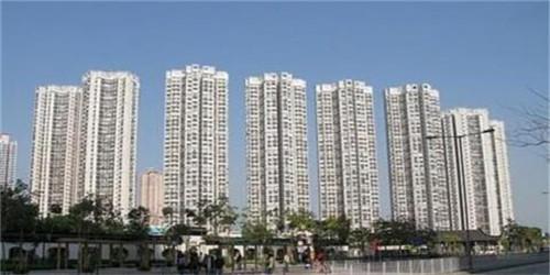 香港二手房價跌幅不到