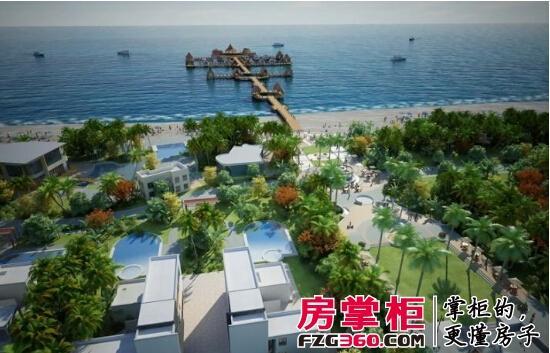 平海逸龙湾位据海南岛文昌市高隆湾城市湾区中央,依托近400亩磅礴
