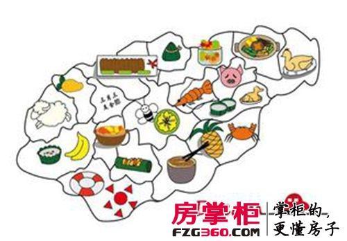 春节特供之海南营养美食:去到哪吃到哪果断收美食地图和图片