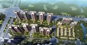 江悦城公园里带精装加推 致力打造宜居社区