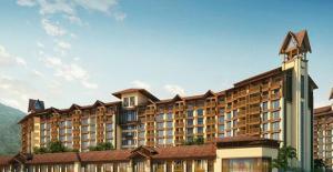 古兜温泉山海度假公寓在售公寓 可租可售