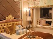 金科城样板间卧室