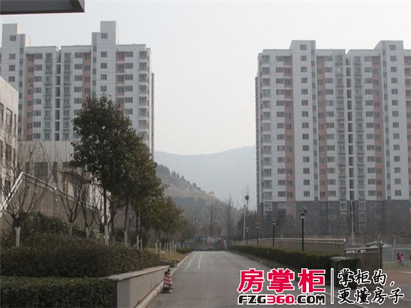 济南鲁能领秀城实景图