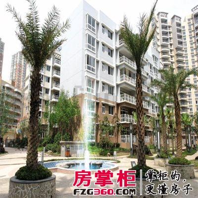 世纪阳光新尚城建筑以纯板式结构
