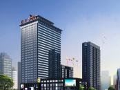 国贸大厦效果图