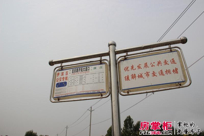 隆安东方明珠交通路牌