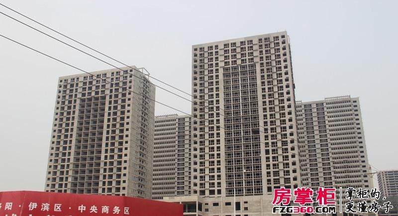 隆安东方明珠楼宇外立面(2013-9-24)