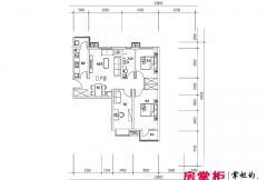 元阳隆城一期D户型