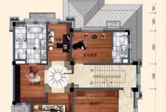 洛阳碧桂园一期G216户型三层 6室2厅7卫1厨