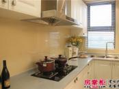 君河湾6#楼G1户型厨房