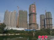 洛阳升龙城工程进度(2014-10)