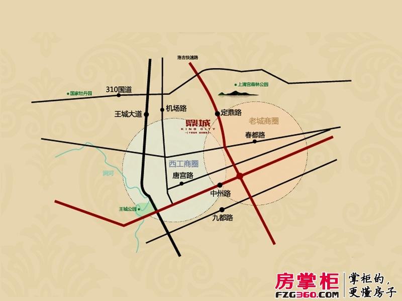 鼎城区位图